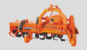 Side Shift Rotary Tiller