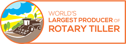 World's largest producer of Rotary Tiller