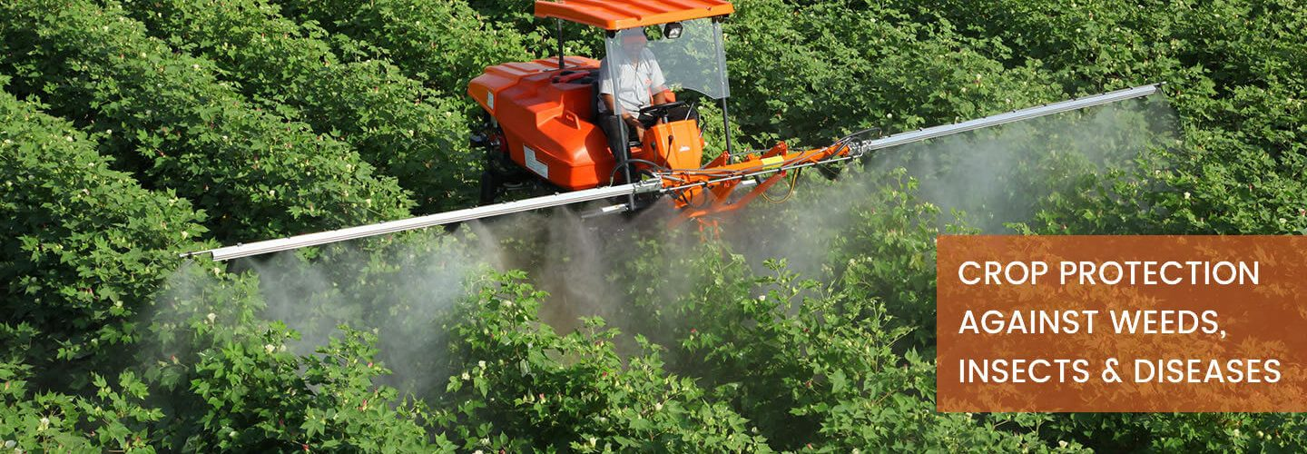 Protektor – Boom sprayer