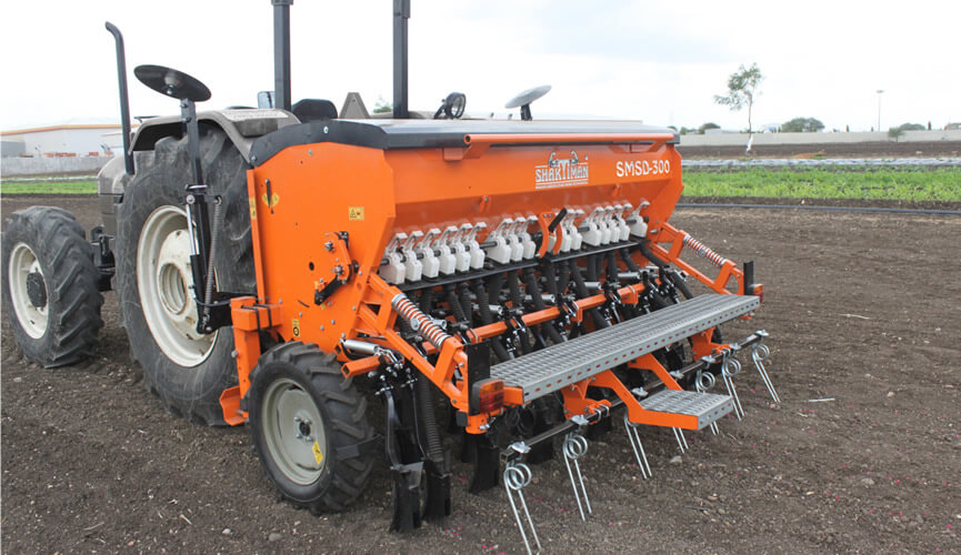 Mechanical Seed Drill