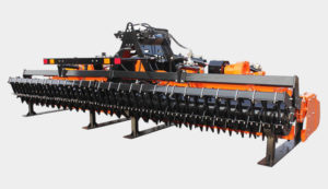 Folding Power Harrow EP 250