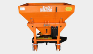 Square Fertilizer Broadcaster