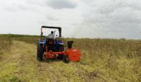 Mobile Shredder / Fodder Harvester