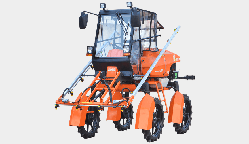 Protektor 600 - Shaktiman Farm Machinery